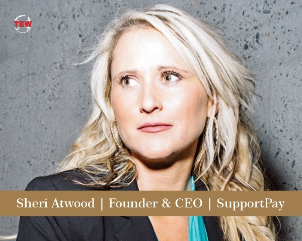 Sheri Atwood Founder and CEO Supportpay