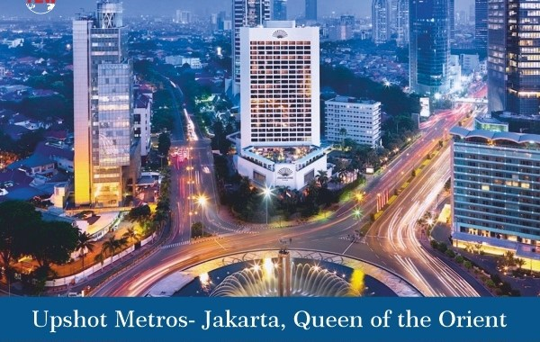 Jakarta-Queen of the Orient