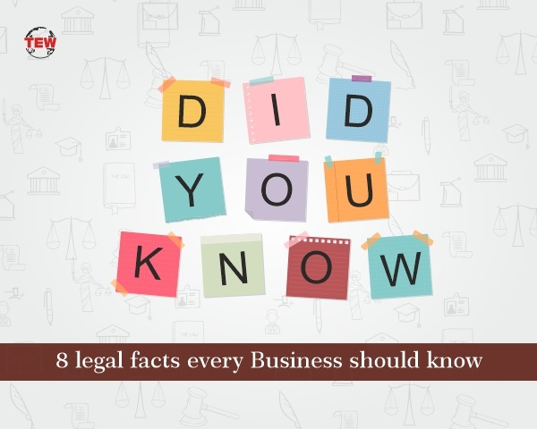 8 legal facts every business should know