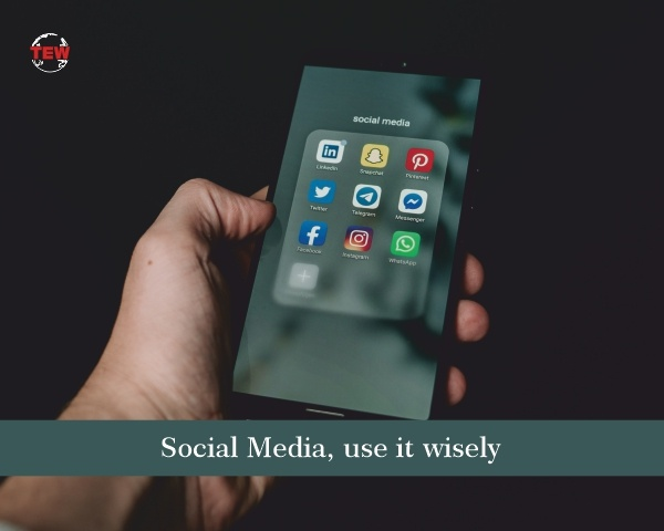 use social media wisely