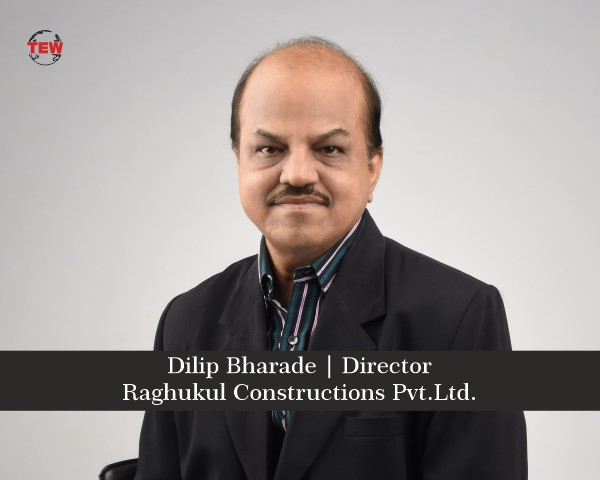 Dilip Bharade - Director - Raghukul Constructions Pvt.Ltd.