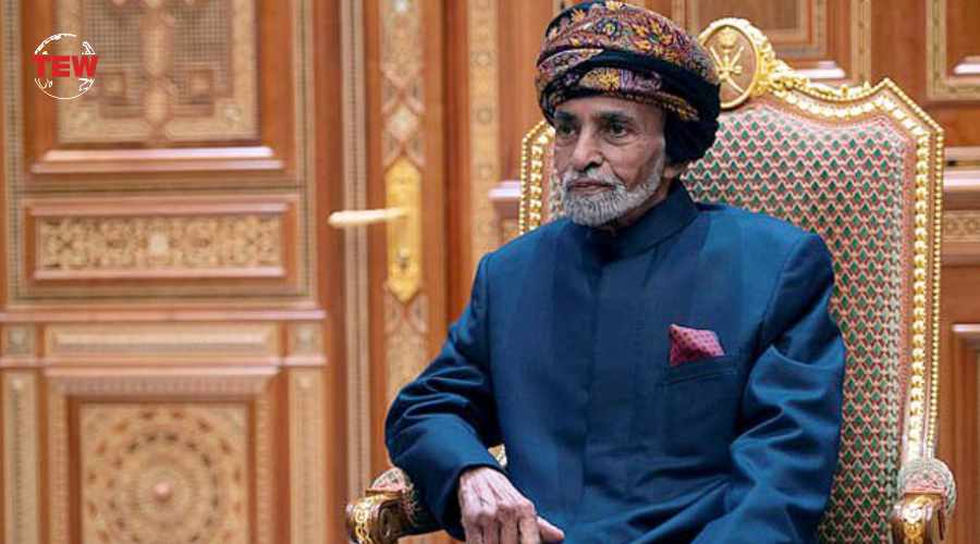 RIP Sultan of Oman Qaboos bin Saeed.