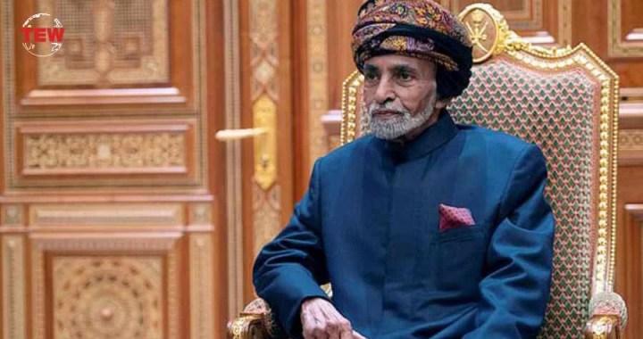RIP Sultan of Oman Qaboos bin Saeed.