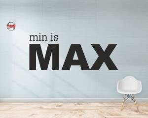 min is MAX