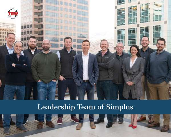 Leadership Team of Simplus