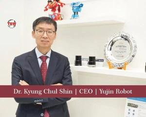 Dr. Kyung Chul Shin CEO Yujin Robot