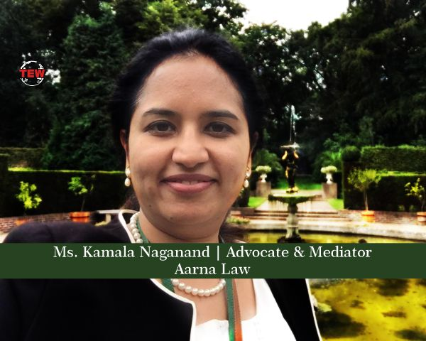 Ms. Kamala Naganand Advocate & Mediator