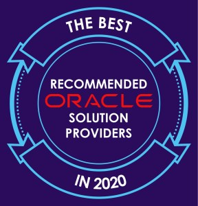 Badge of appreciation_The Best Recommended Oracel Solution Providers in 2020