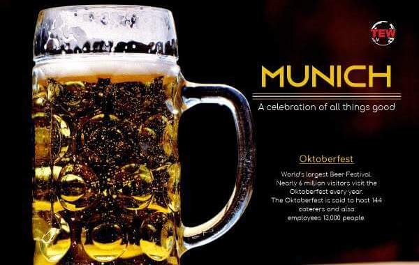 Munich – A Celebration of All Things Good