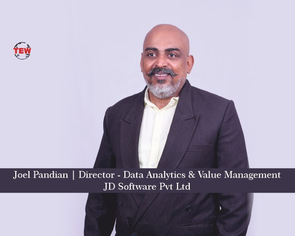 Joel Pandian Director - Data Analytics & Value Management