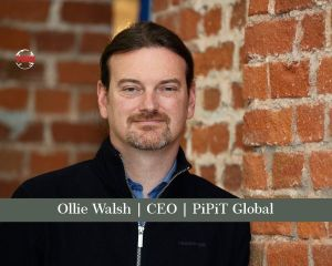 Ollie Walsh CEO PiPiT Global