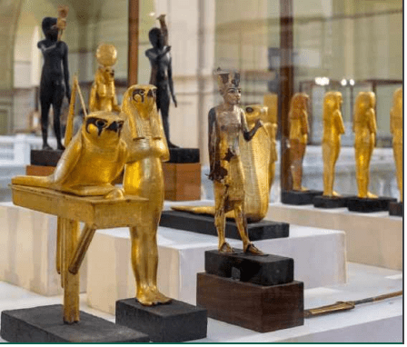 The Egyptian Museum- Upshot Metros- The Enterprise World