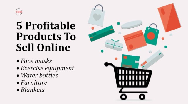 5 Profitable Products To Sell Online
