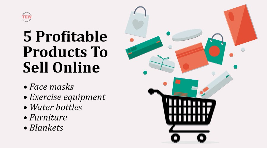 5 Most Profitable Products To Sell Online