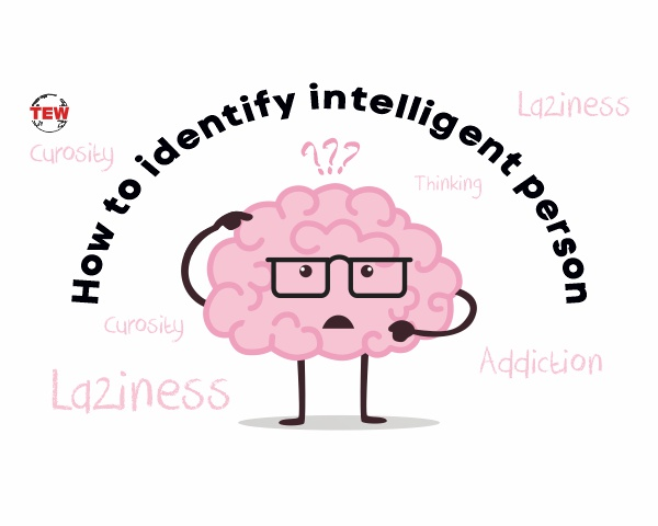 How to identify intelligent person