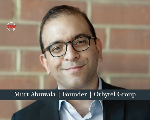 Murt Abuwala Founder Orbytel Group