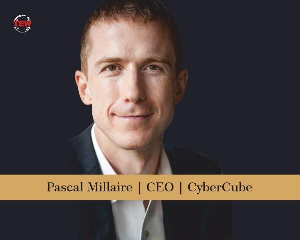 Pascal Millaire CEO CyberCube