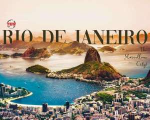 Rio de Janeiro - The Marvellous City