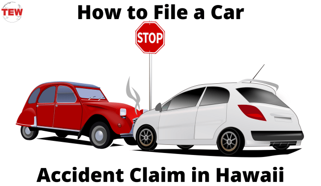 How to File a Car Accident Claim in Hawaii.