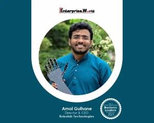 Amol Gulhane- Robolab Technologies
