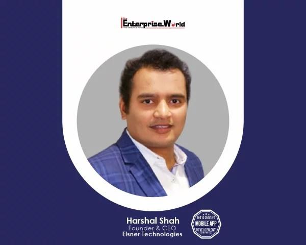 Harshal Shah- Elsner Technologies