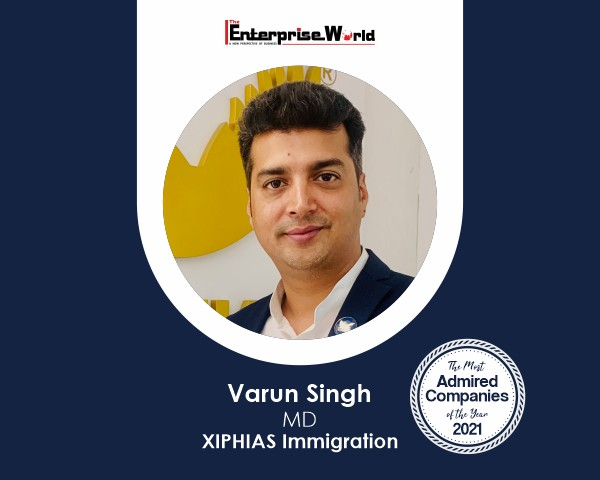 Varun Singh- XIPHIAS Immigration