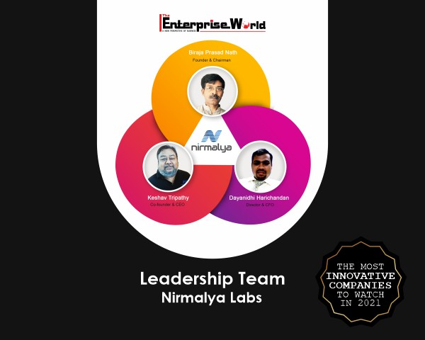 Nirmalya Labs – Product Engineering, Fortified and Redefined