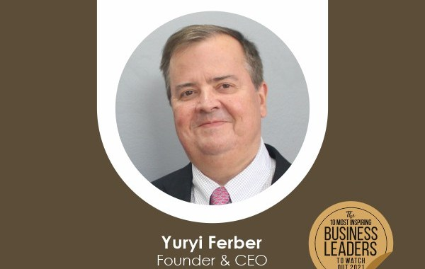 Yuryi Ferber- Making Investment Management Possible at Fingertips through BRITech