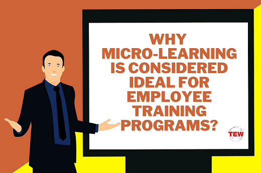 Why Micro-learning Is Considered Ideal For Employee Training Programs?