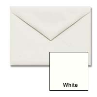 "Leader Opaque (Cougar Opaque) LEE (5 1/4"" x 7 1/4"") White ..."