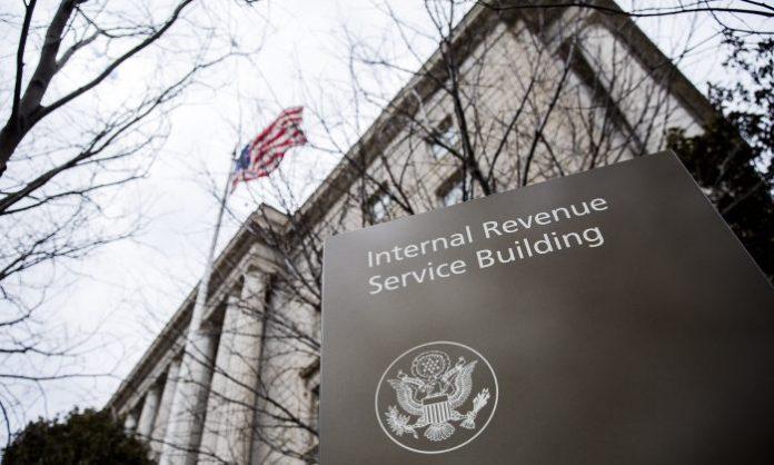 Internal Revenue Service Headquarters (IRS) Building in Washington on March 8, 2018. (Samira Bouaou/The Epoch Times)