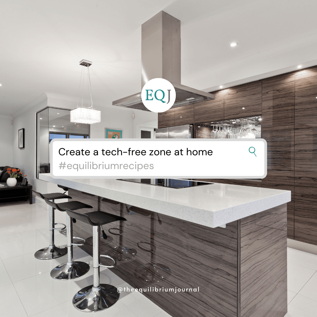 Read more about the article Create a tech-free zone in your home