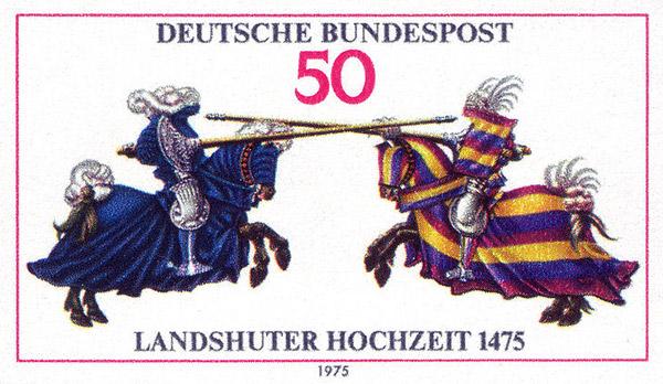 Horse Stamp
