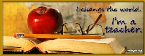 I change the world