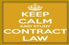 study contract law