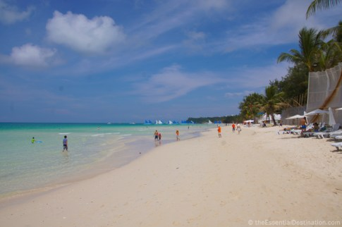 Boracay Beach (west)