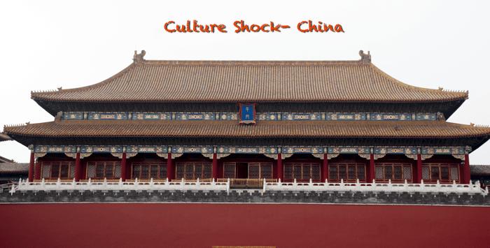 Culture Shock- China