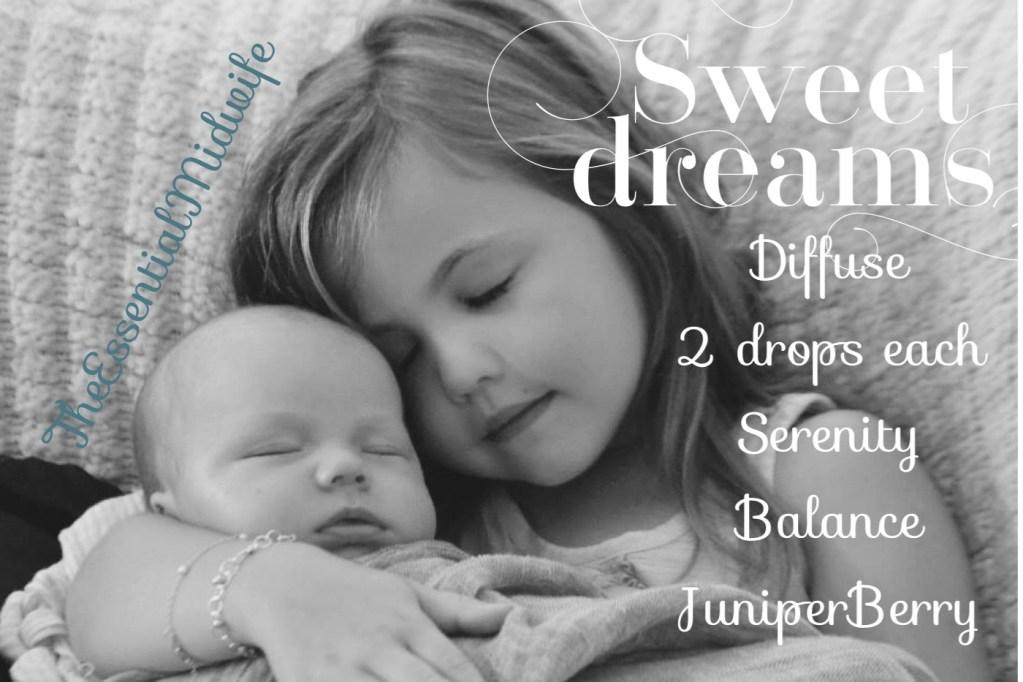 Birth Info Graphic Sweet Dreams