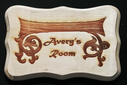 Room Plaque