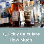 Calculate How Much Alcohol You Need for Any Party