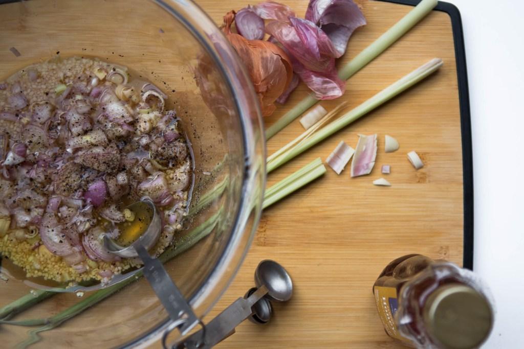 Lemongrass Marinade | The Eternal Hostess