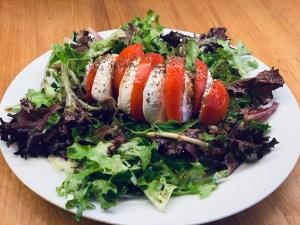 caprese vegetarian