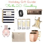 Holiday Gift Guide: For the 20-Something Year-Old Girl