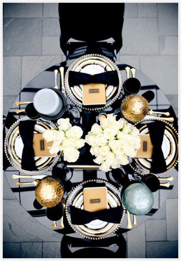 Camille Styles Tablescape