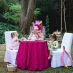 Alice in Wonderland Easter Tea Party