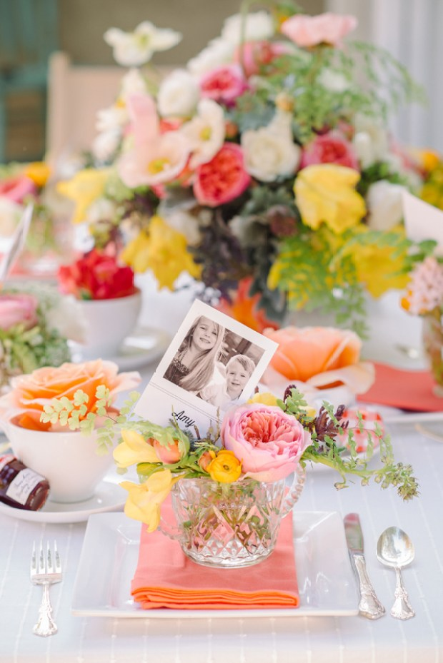 Sugar and Charm Mother's Day Tablescape