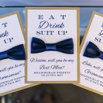 Wedding Wednesday – Groomsmen Gifts