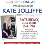 Swoozies Dallas Olympic Party