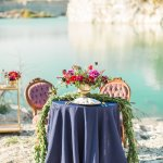 Geode Styled Shoot