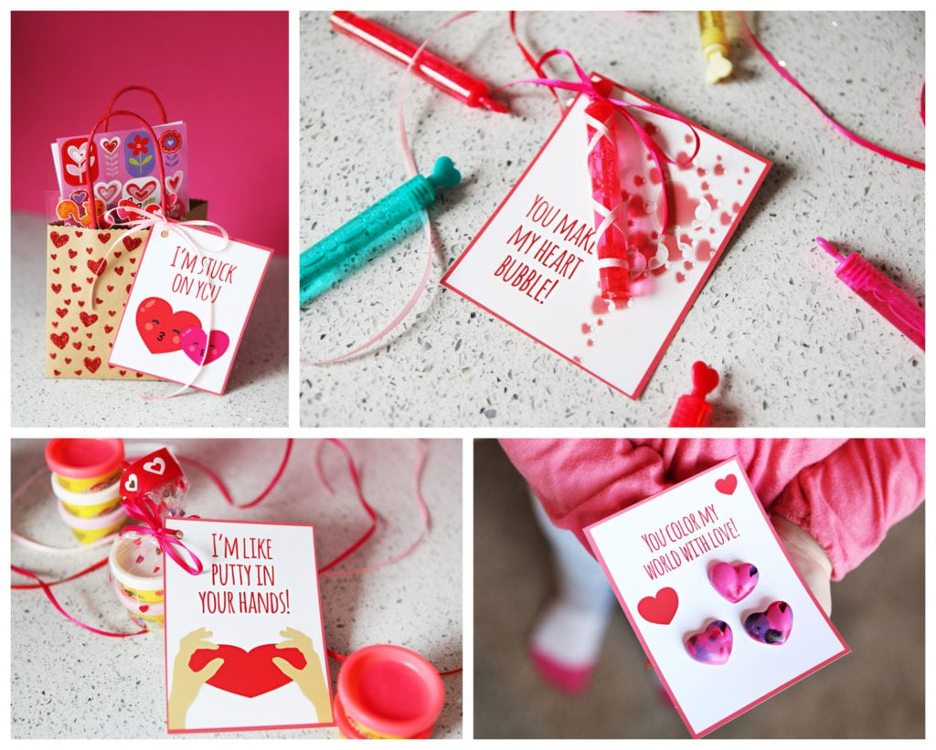 12 Free Kids Valentine S Day Printables For Elementary School